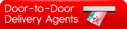 Door to door delivery agents